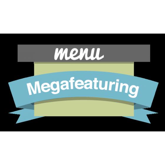 Mega Featuring Menu