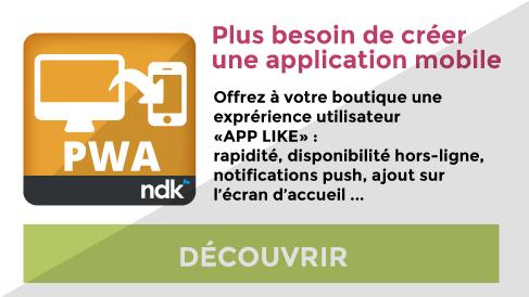 Slide PWA mobile